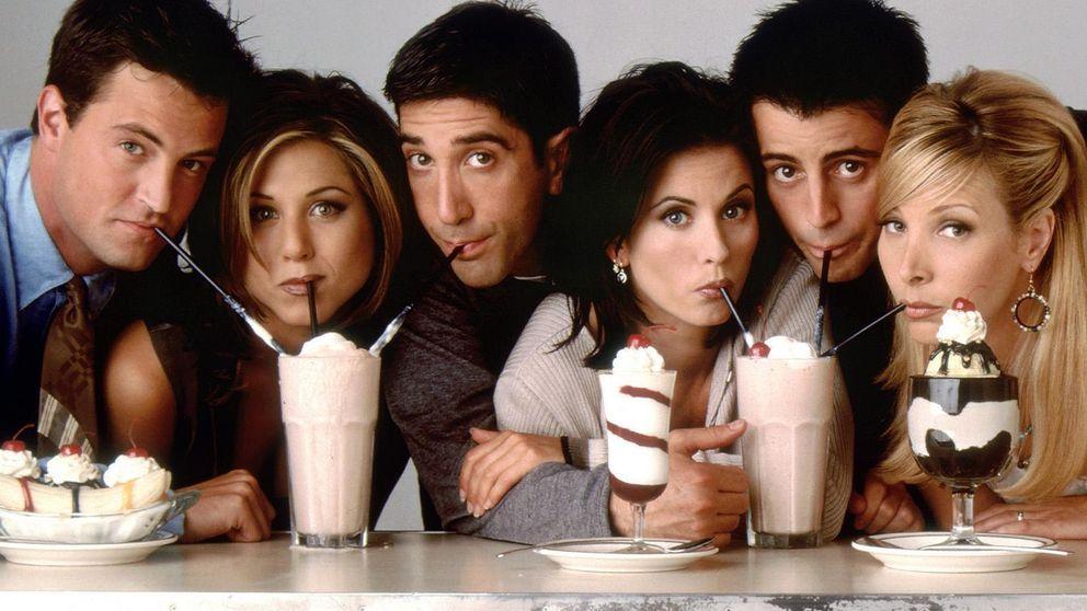 Los seis amigos que cambiaron la historia de la televisión