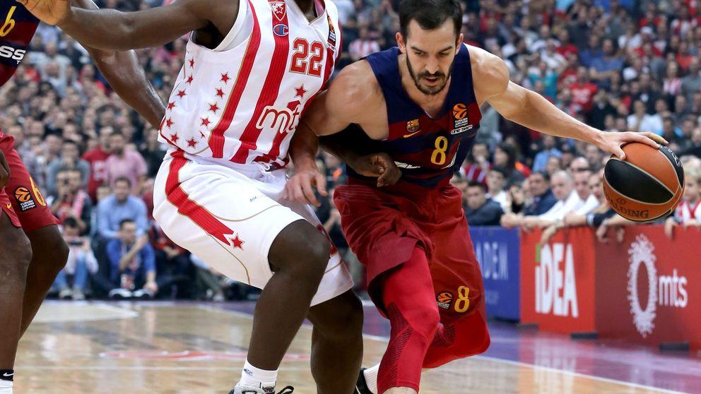 Las lesiones dificultan el despegue del nuevo Barcelona de Bartzokas