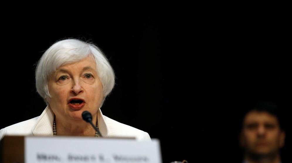 Foto: Janet Yellen, presidenta de la Reserva Federal (Reuters)