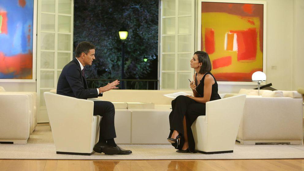 Sánchez niega trato de favor con su tesis y no descarta elecciones en 2018