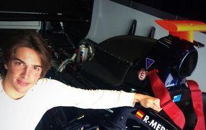 Robertho Merhi correrá los primeros libres del GP de Italia