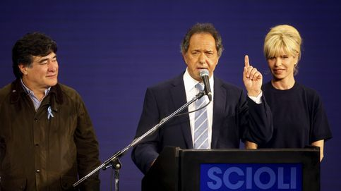 El kirchnerista Scioli triunfa en las primarias argentinasr