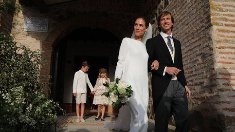 Felipe Cortina, Amelia Millán y su boda repleta de rostros conocidos