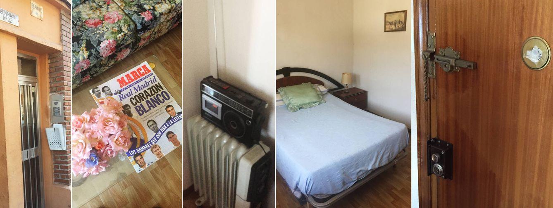 Foto: Interior de las viviendas a la venta en San Cristóbal (A.P/A.V)