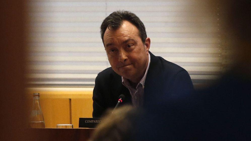 Foto: Manuel Cobo, exvicealcalde de Madrid. (EFE)