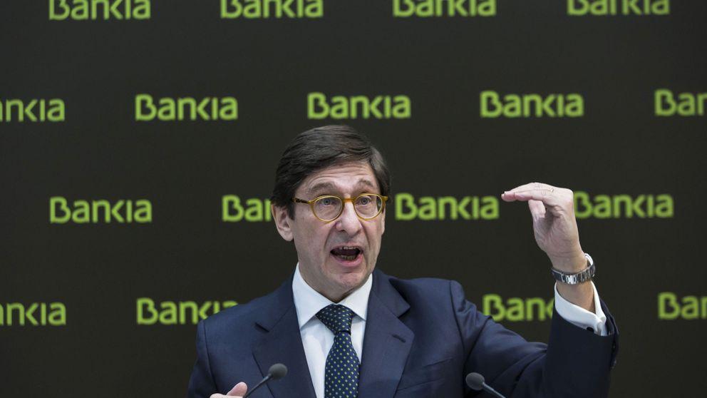 Los bancos ya ven luz al final del túnel... y es Bankia para la que más brilla
