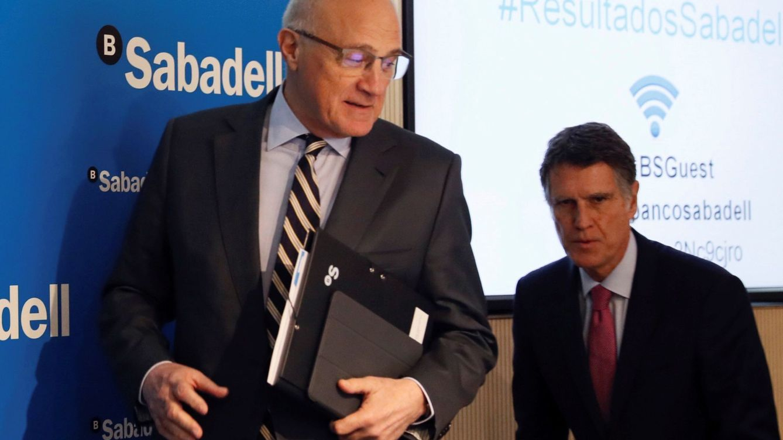Banco Sabadell completa su plan estratégico con un bonus millonario para su cúpula