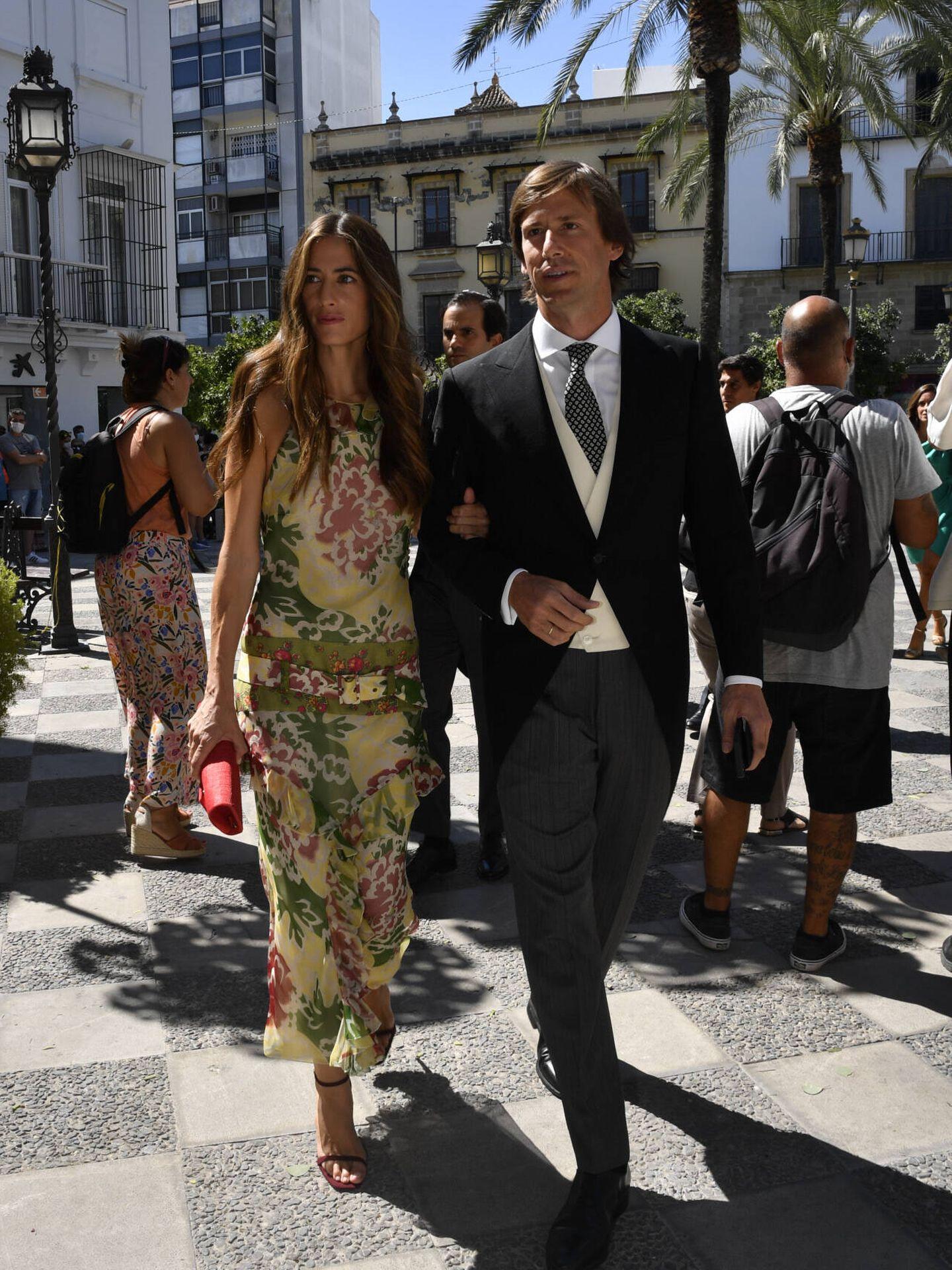 Felipe Cortina y Amelia Millán. (Gtres)