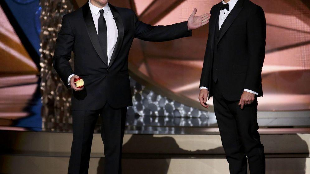 Foto: Matt Damon 'humilla' a Jimmy Kimmel por no haber logrado un premio Emmy (Reuters)