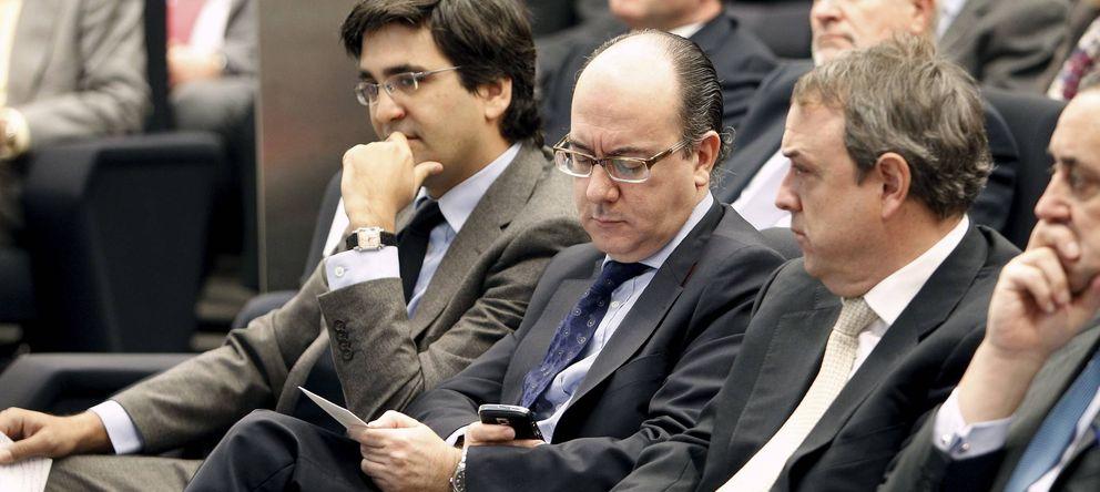 Foto: José María Roldán (2 izda) (EFE)