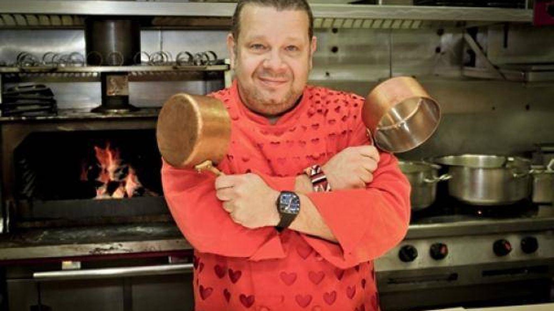Alberto Chicote: pasión por la cocina, odio a los huevos y amor con rosquillas