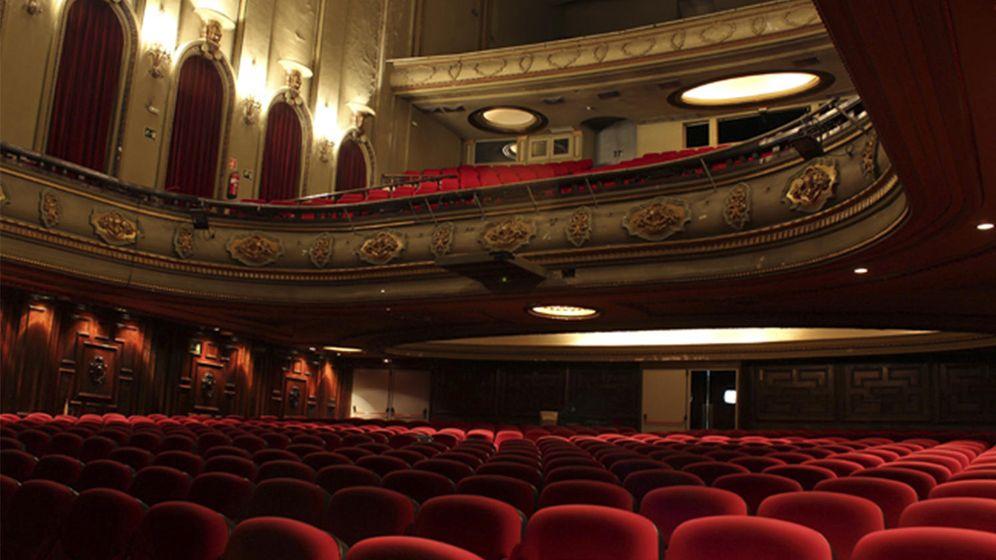 Foto: Imagen del madrileño Teatro Nuevo Apolo