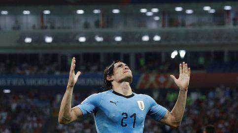 Uruguay - Portugal: Cavani manda a casa a Cristiano