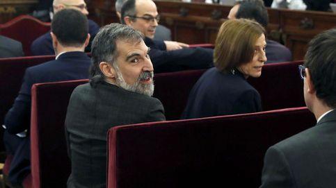Última hora del fallo del 'procés'| Cuixart: Ninguna sentencia nos hará dejar de luchar
