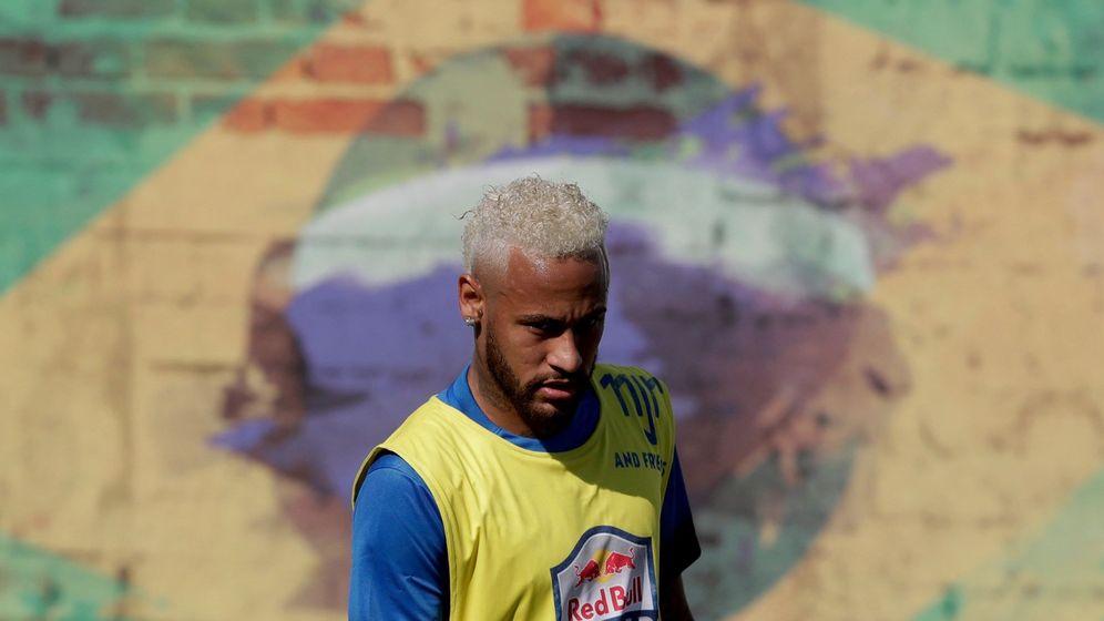 Foto: Torneo red bull neymar jr's five