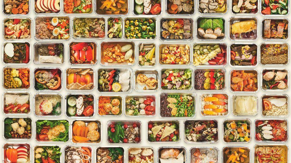 Foto: Miles de alimentos a nuestra disposición.