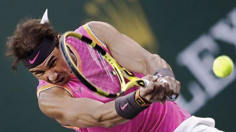 Rafa Nadal se exhibe ante Donaldson logrando su mejor resultado en Indian Wells