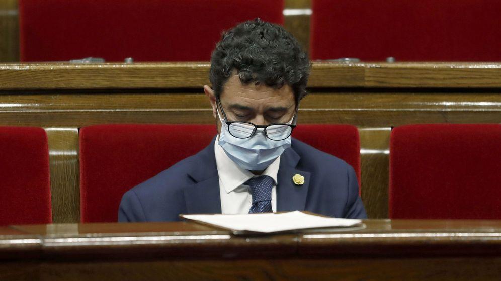 Foto: El 'conseller' de Territorio y Sostenibilidad, Damià Calvet. (EFE)