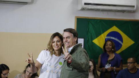 La 'otra' Melania: así es Michelle Bolsonaro, la futura primera dama de Brasil