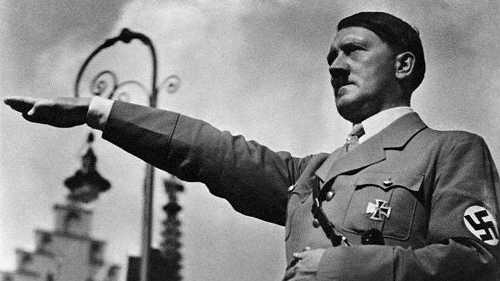 Foto: El dictador Adolf Hitler en una imagen de archivo