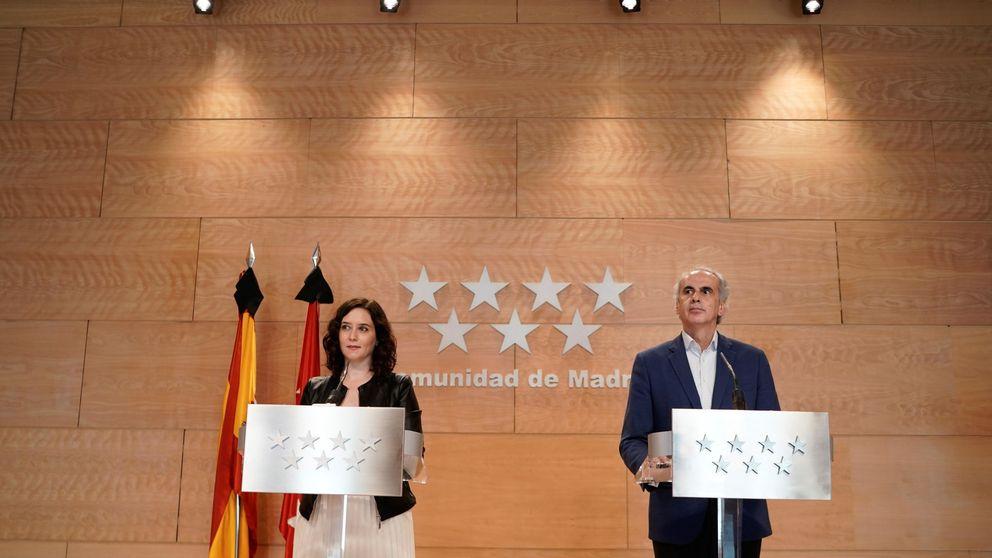 Isabel Díaz Ayuso carga contra el Gobierno: Nos tienen rehenes y amordazados