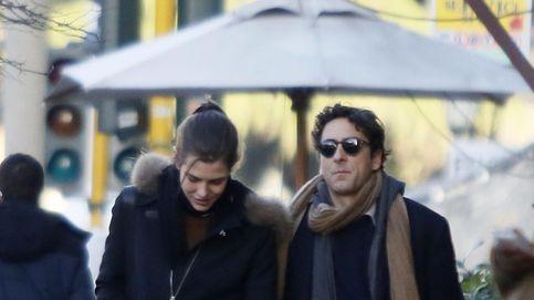 Carlota Casiraghi se muda con su hijo Raphaël a Roma para vivir junto a Lamberto