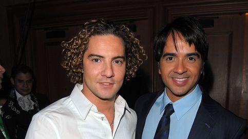 Bisbal y Luis Fonsi, tras el escenario: su sólida amistad entre Miami y Madrid