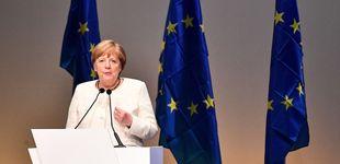 Post de Elecciones europeas: la coalición de Angela Merkel obtendría un 27,5% de los votos