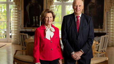 Aniversario de boda de Harald y Sonia: 'affaire' con doña Sofía y amenaza de suicidio