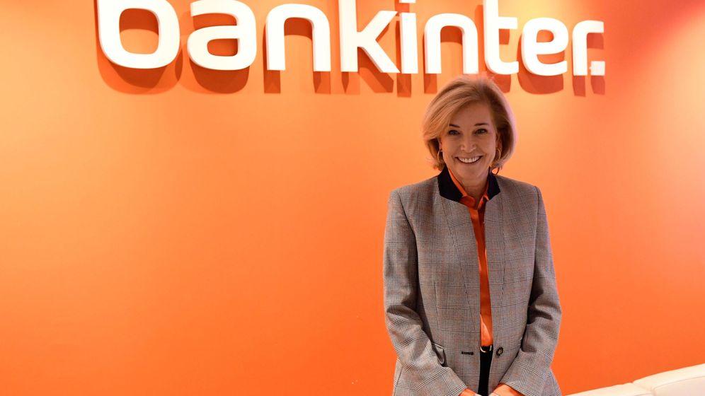 Foto: La CEO de Bankinter, María Dolores Dancausa. (EFE)