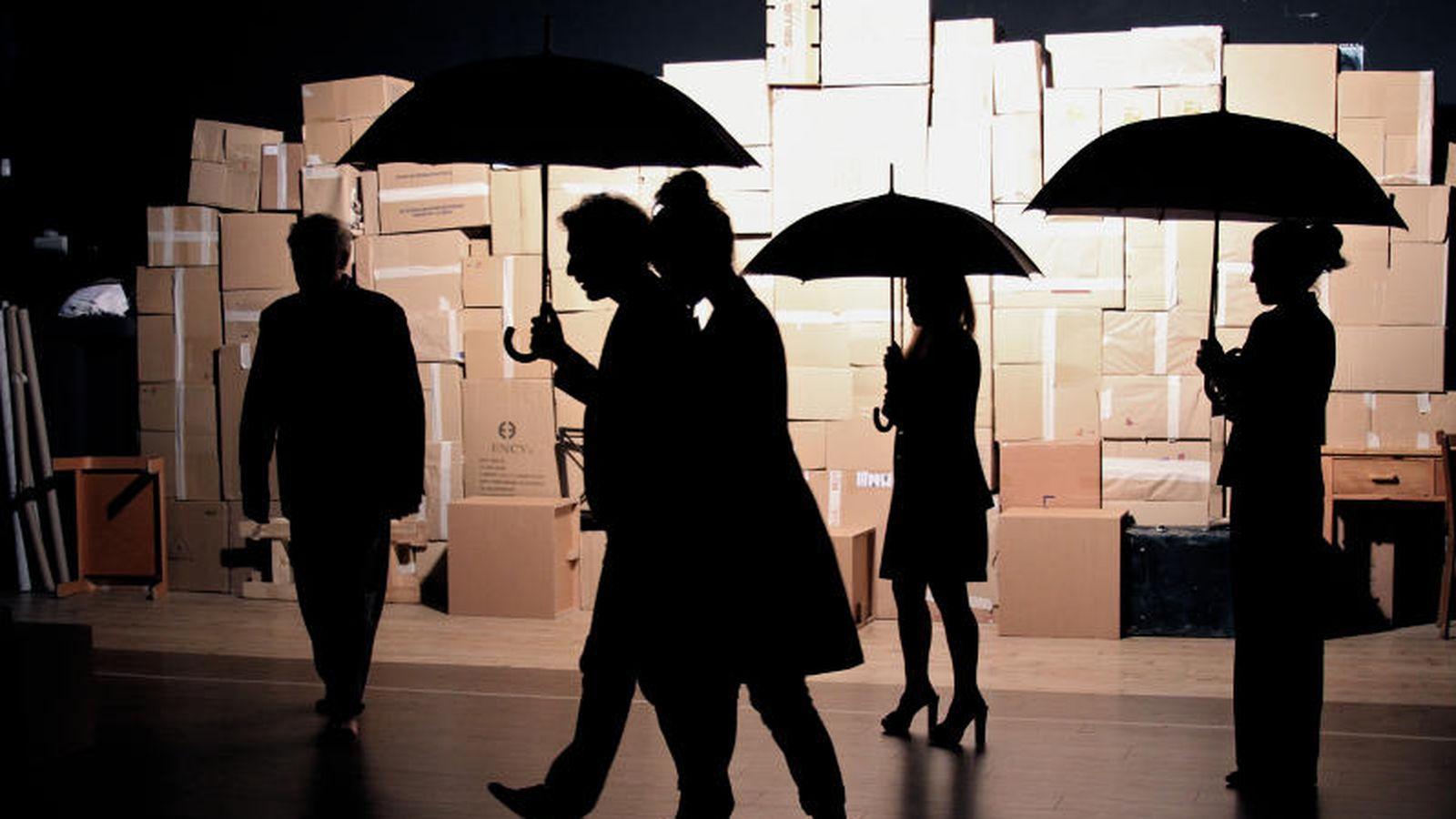 Foto: 'Artículo 47', una obra de teatro sobre los desahucios