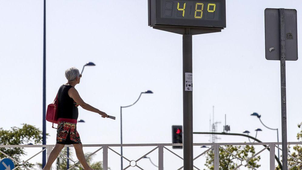 Foto: Alerta naranja o amarilla por calor en toda andalucÍa, excepto en el litoral