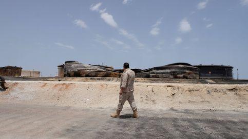 Fuerzas afines a Trípoli derriban un avión del general Hafter en la capital