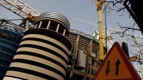 El Real Madrid pide otro crédito de 150 M para tapar los sobrecostes del Bernabéu