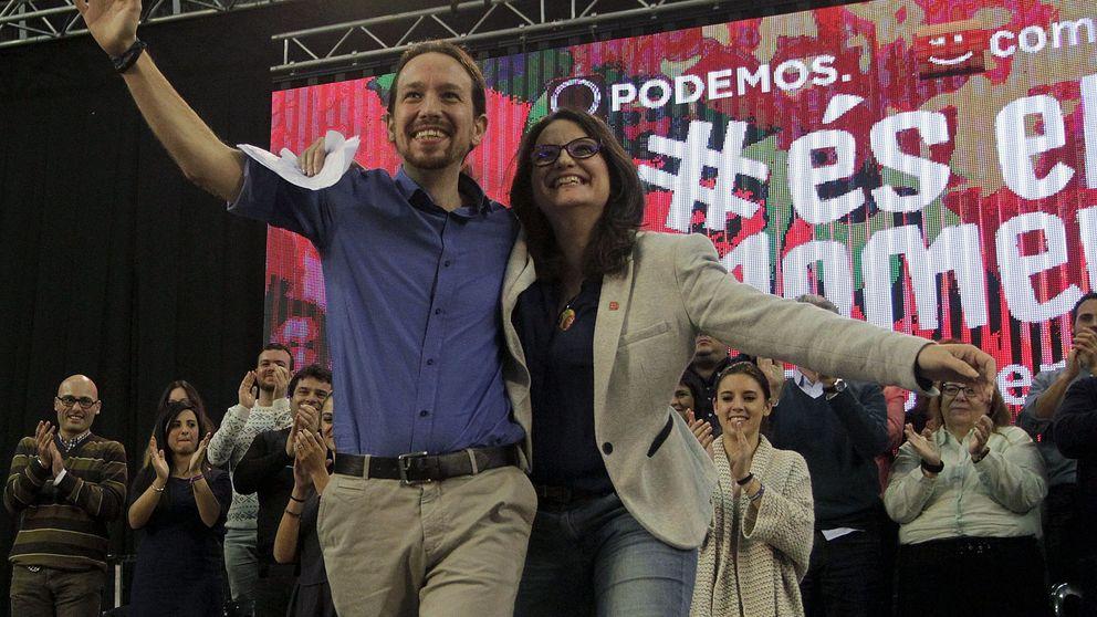 Compromís pide a Podemos que retire su moción para esperar al PSOE