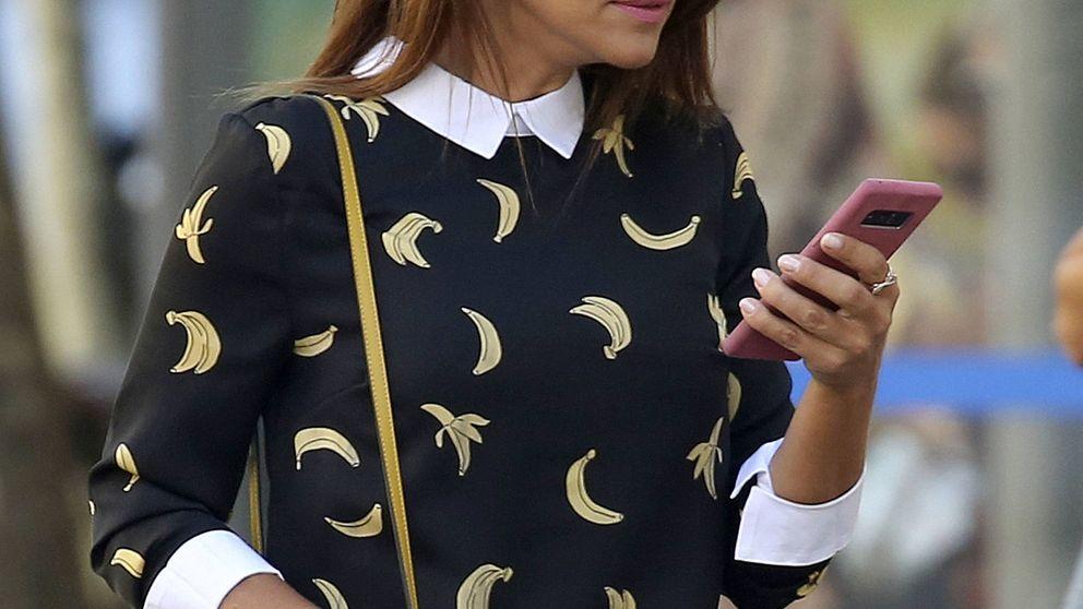 Paula Echevarría y su vestido de menos de 100 euros