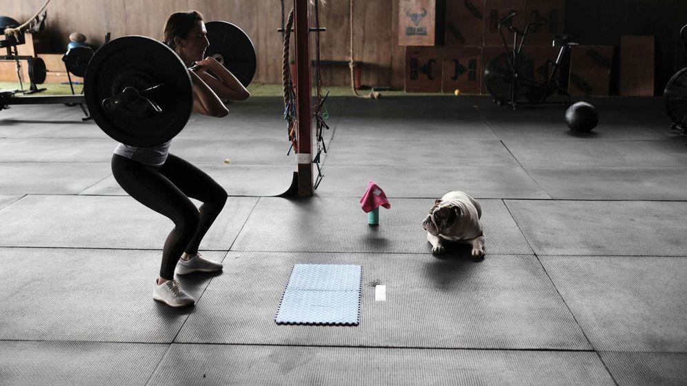 Foto: Los chalecos lastrados podrían sustituir a otras formas de deporte activo (EFE/Jeffrey Arguedas)