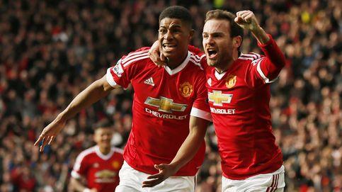 Rashford arrebata al 'desgraciado' Rooney los favores de Old Trafford
