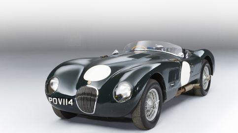 Bonhams subastará esta joya de Jaguar