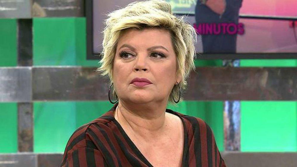 bb69bc65b9 Decisión en firme: Terelu Campos no se dejará pisotear nunca más por ...