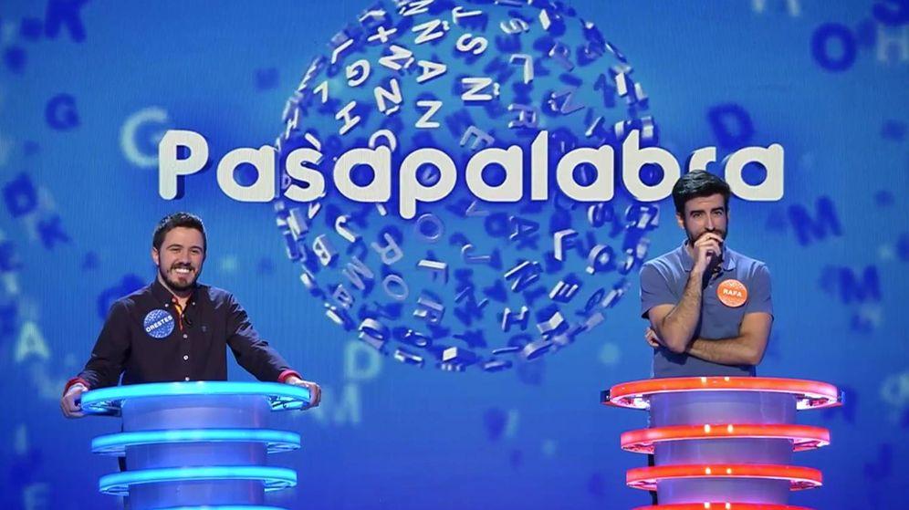 Foto: Orestes y a su izquierda Rafa Castaño. (Mediaset)