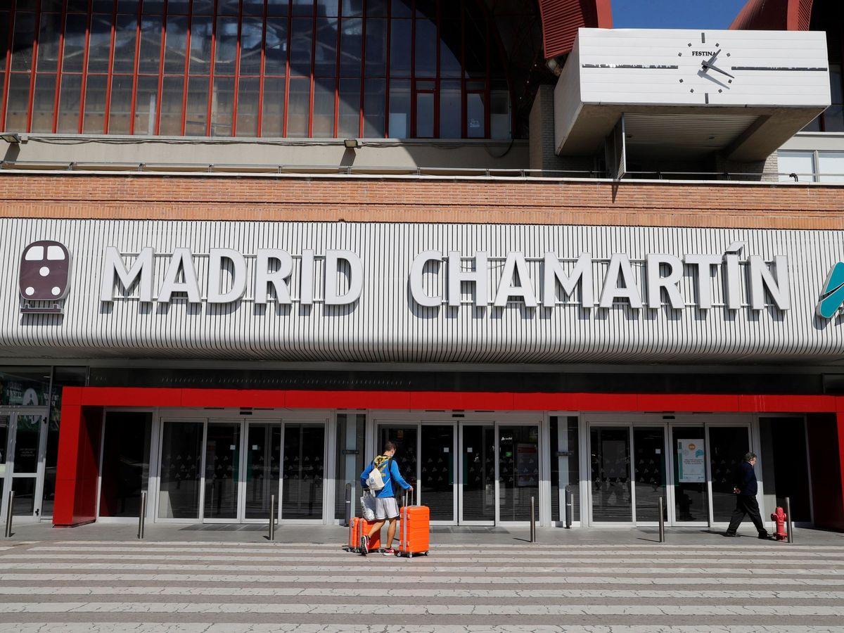 Foto: Estación de Chamartín en Madrid. (EFE)