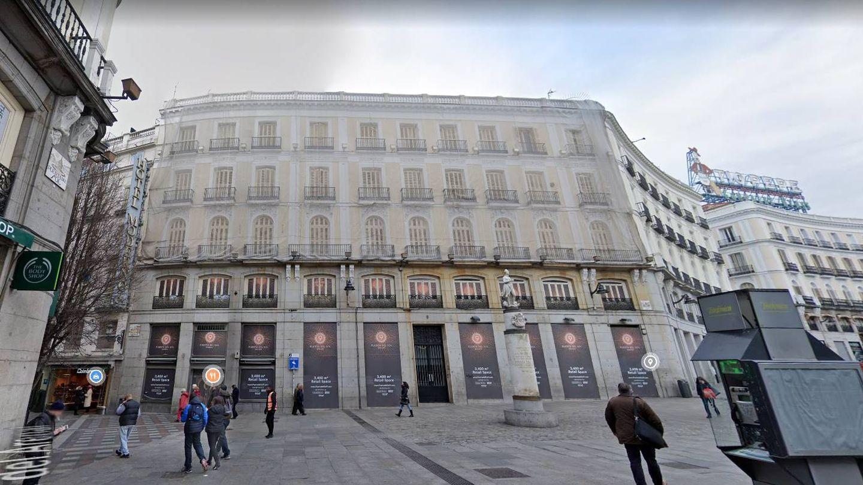 Puerta del Sol 9.