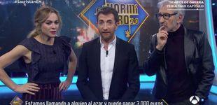 Post de Así vivieron Motos y 'El hormiguero' el desplante de una espectadora