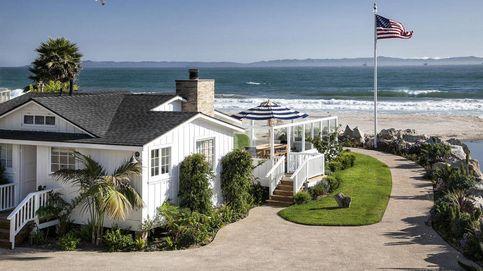 Así es la impresionante 'casita' de playa de Mila Kunis y Ashton Kutcher en Santa Bárbara