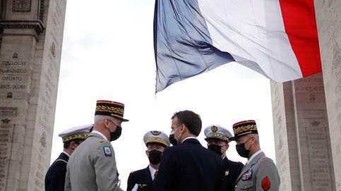 El frente de batalla más difícil para Macron es su propio Ejército