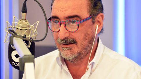 Carlos Herrera salta a la televisión de mano de 13 TV