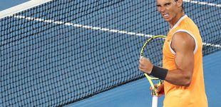 Post de Rafa Nadal se mete en la final del Open de Australia: resumen y resultado del partido