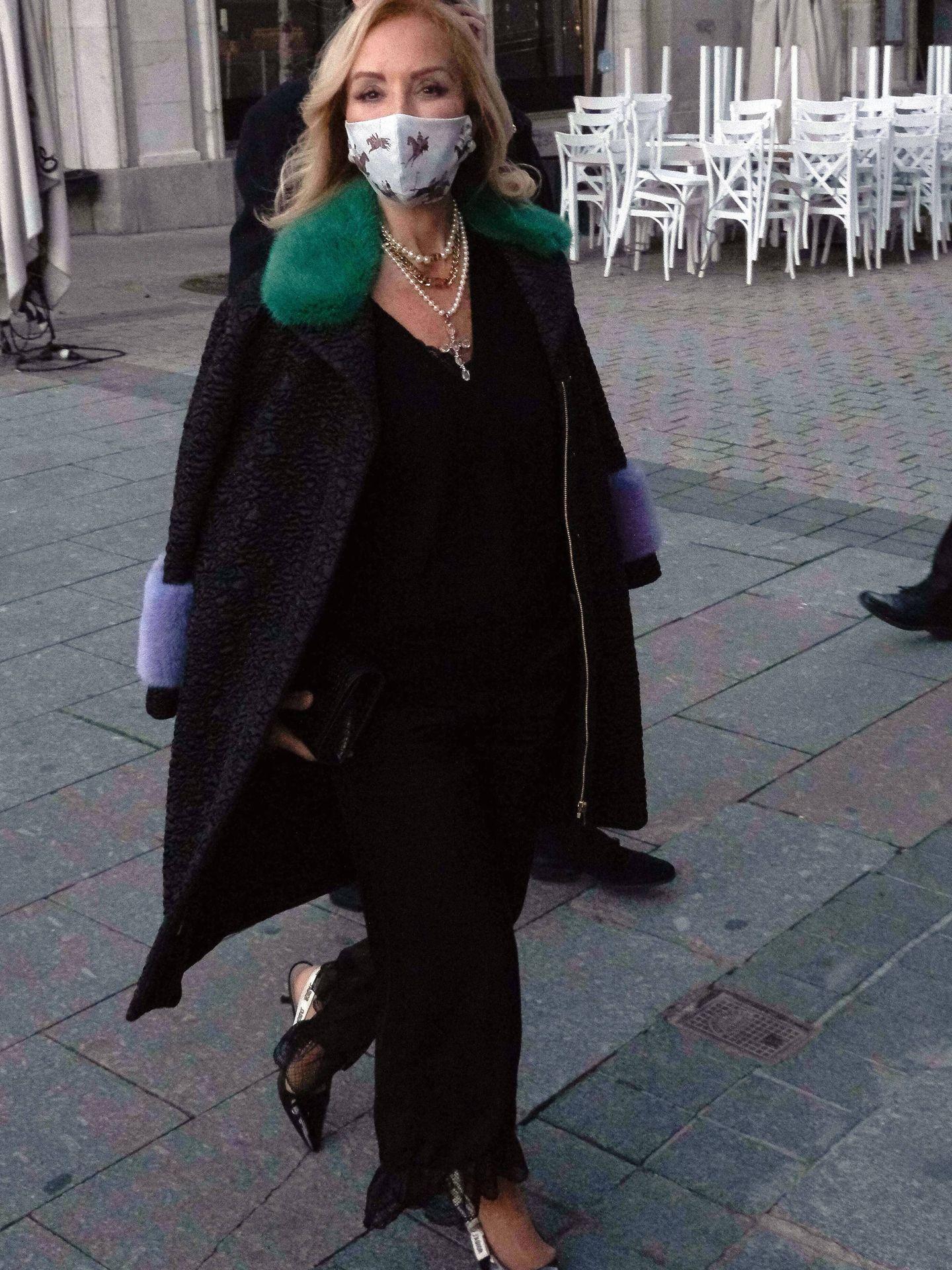 Carmen Lomana. (Cordon Press)