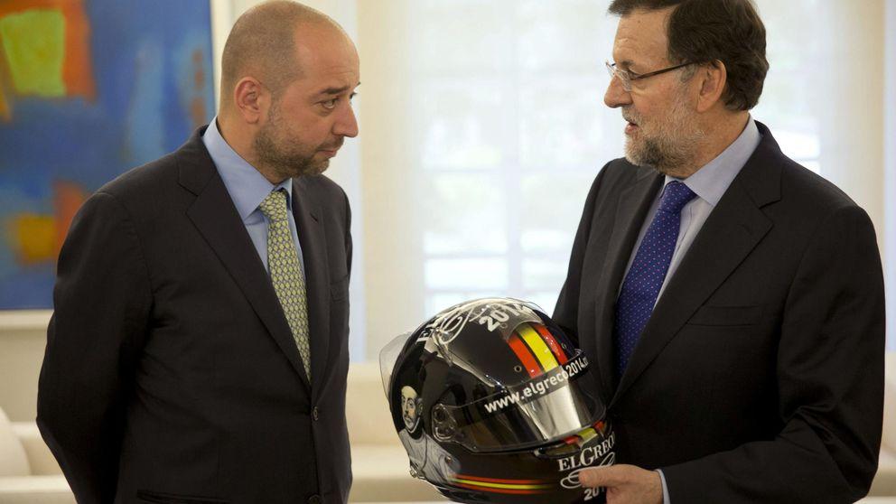 López: Ecclestone me reconoció que erró al negociar los derechos de la F1